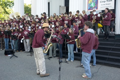 CCHS Pep Band 2007